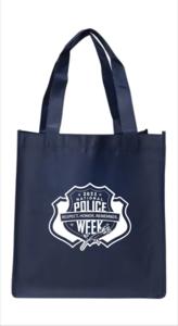 2021 Police Week Tote Bag